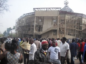 Cocin church bomb blast