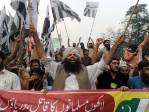 Jamaat ud Dawa demo