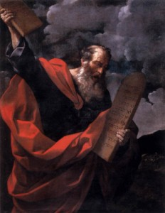 Salome-Guido-Reni's Moses