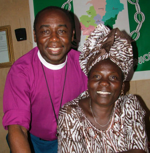 archbiship_ben_kwashi_and_his_wife_gloria